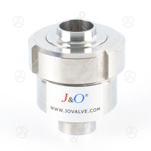 Sanitary Stainless Steel Union Type Check Valve